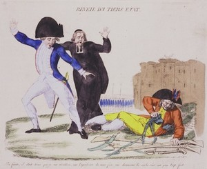 The Real Story of the Sacking of the Bastille