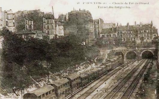 Paris Batignolles 17th Arrondissement Back When