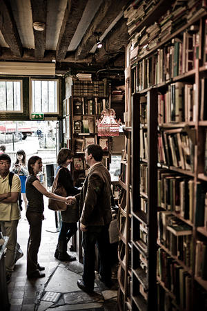 Books, Beats, and Bibliophiles at Shakespeare & Company