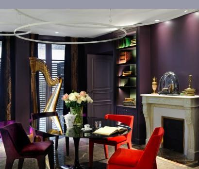 Five Romantic Paris Hotels: Bel Ami, Belle Juliette, L'Hotel, Mathurin, Villa Madame