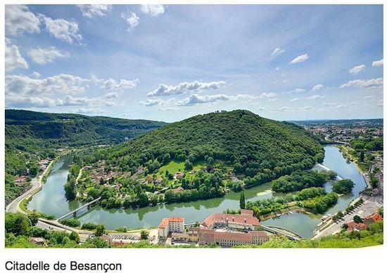 Franche Comte Slow Travel: Belfort, Besancon & Montbeliard