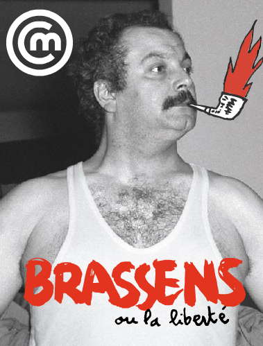 Georges Brassens: Exhibition at Cite de la Musique
