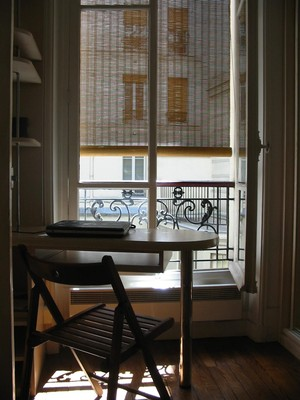 Paris – Home of One's Own