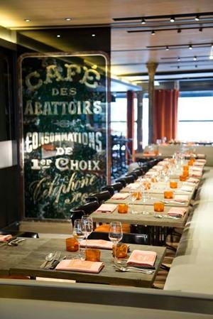 Cafe Des Abattoirs : L'Avenue : Napoleone – Bistro Chic : Le Duke's Bar & Le Celadon & Hotel Westminster