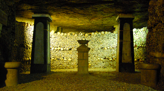 Paris Catacombes: Where 6 Million Parisians RIP (with video)