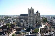 Bourges, the City of Vercingetorix