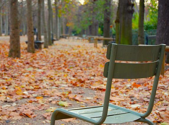 Paris Park Chairs