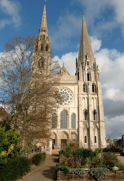 Chartres Cathedral, Markets, Museums and a U.S. Connection