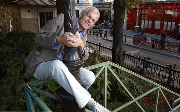 Interview in Paris with Bestselling Author Stephen Clarke