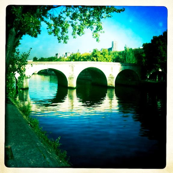 Pont Marie in Paris by Photojournalist Clay McLachlan