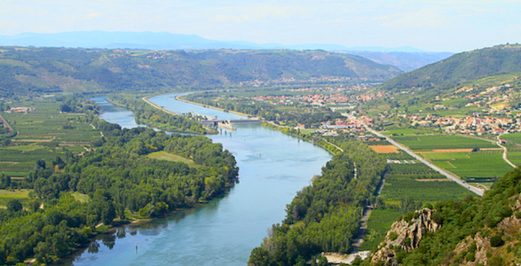 home  home on the rh u00f4ne  cotes du rhone wine region