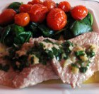 Veau à la persillade – Veal with Garlic, Shallot and Parsley Sauce