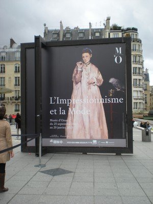 Impressionism and Fashion at the Musée d'Orsay