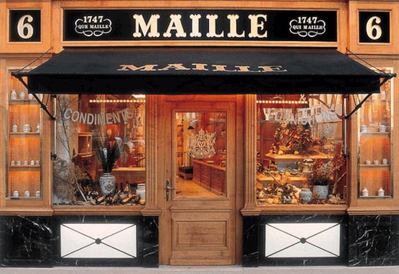Paris Piquant Boutiques With Spices Mustards And Oils
