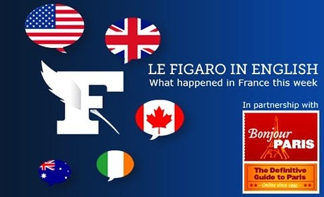 Le Figaro in English France News of the Week for April 14