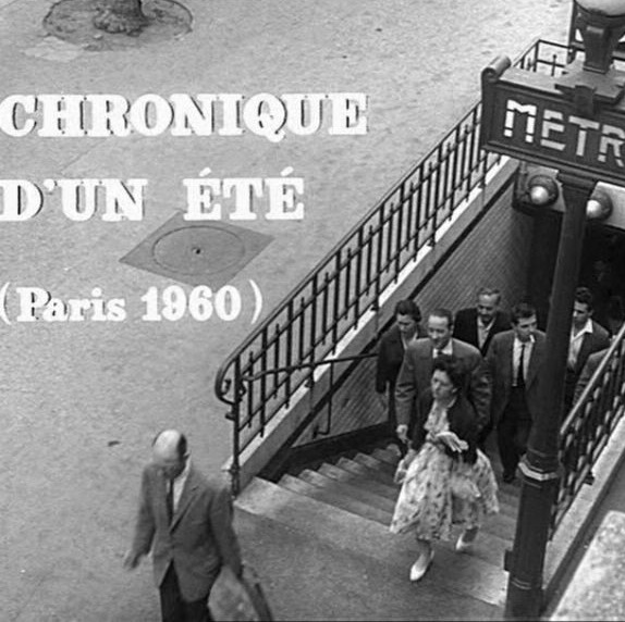 From Cannes: Chronique d'un Ete