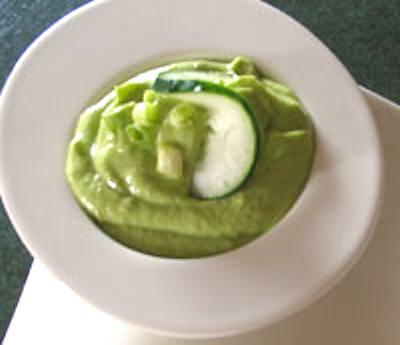 Avocado Mousse Recipe: Mousse a l'Avocat