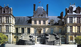 Day Trip from Paris:  Fontainebleau and Barbizon