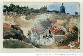 Montmartre — Did You Say Plaster of…Paris ?