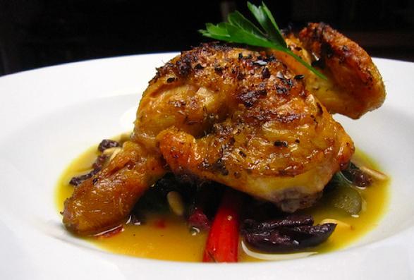 Recipe: Cornish Hens Herbes de Provence (Poussins aux Herbes de Provence)
