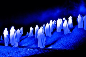 The Ghosts of St Fargeau