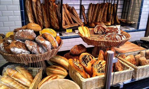 Working in a Boulangerie: Gontran Cherrier Artisan Boulanger