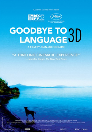 Adieu au Langage (Goodbye to Language) : Not Your Parents' 3D
