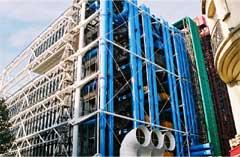 The Pompidou Center
