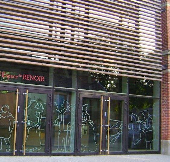 Essoyes: Renoir Cultural Center