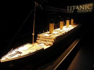 That Sinking Feeling: Titanic Exhibition