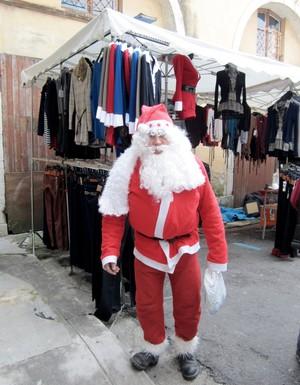 Les Bonnes Nouvelles à la Marché de Noël