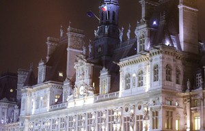 Of Ice and Diamonds, Sequins and Pom Poms: Haute Couture in the Hôtel de Ville