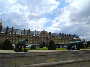 Les Invalides: the Final Resting Place of Napoleon Bonaparte