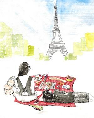 The Ultimate Parisian Picnic Guide 2012