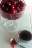 Recipe: Cherries Poached in Kir