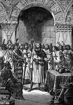 The Rise and Fall of the Knights Templar (Part I)
