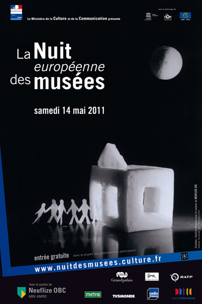 May 2011  Events in Paris