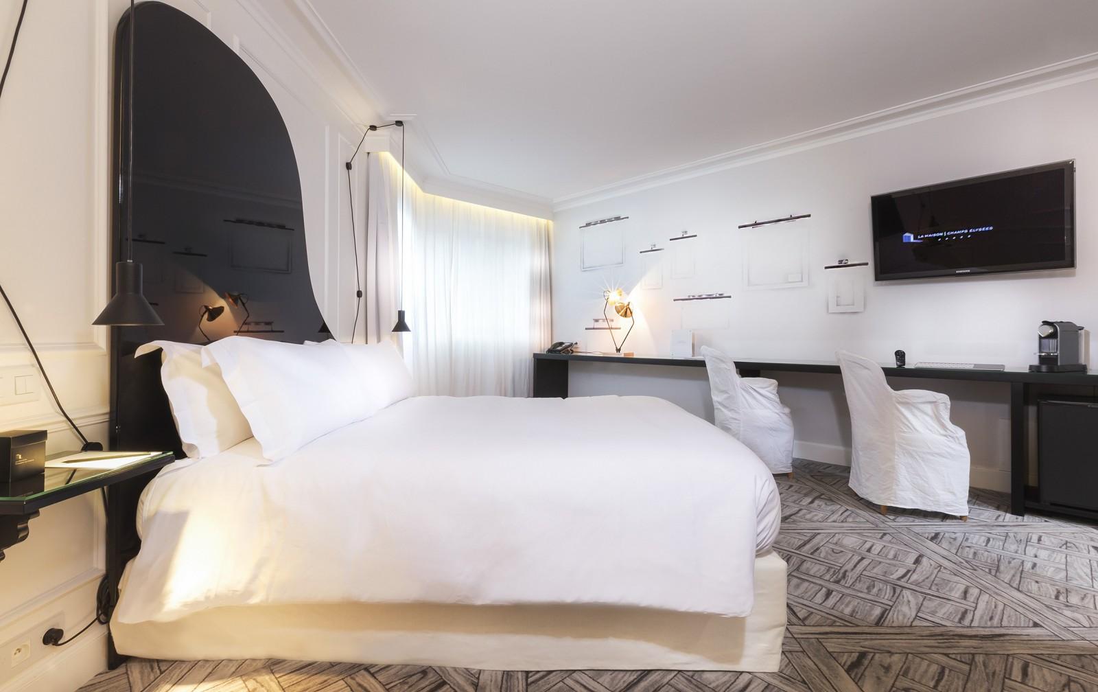 Maison Margiela Hotel Paris