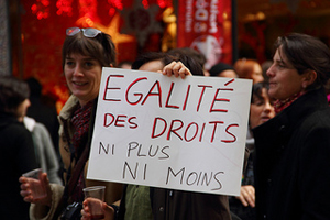 Gay Marriage in France: When Church and State Divorce