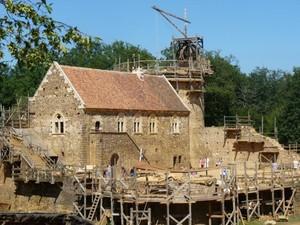 Guédelon – Building a 13th Century Castle