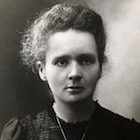 Marie Curie: A Sign Ahead of Her Time