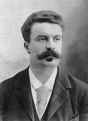 Guy de Maupassant: Alien Hearts
