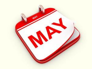 Paris Events Calendar May 2012
