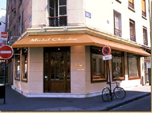 Michel Chaudun, Chocolatier: Glorious Ganache to Gargoyles in the Paris 7th