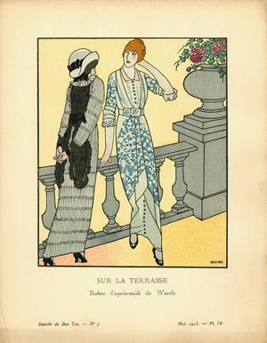 Étrangers à la Mode – fashion history