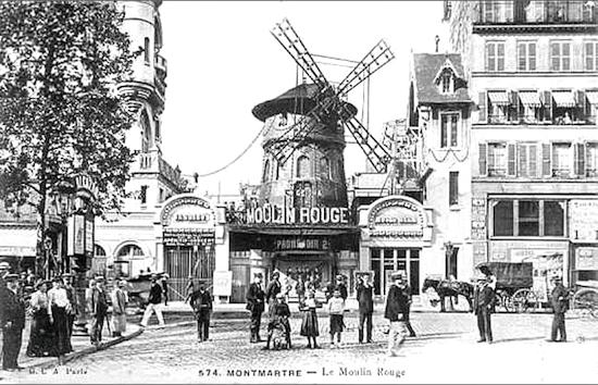 Moulin Rouge: History Behind Pigalle's Red Cabaret