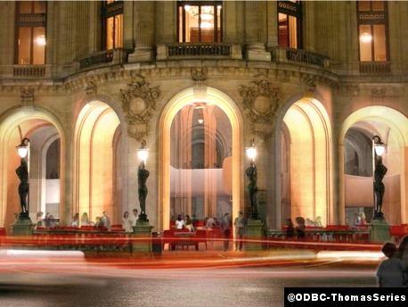 France News Daily: Opera Restaurant at Palais Garnier