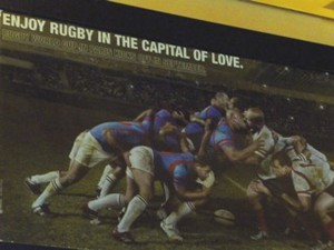 Paris Passions – Rugby