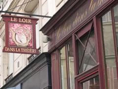 Paris Tea Salons