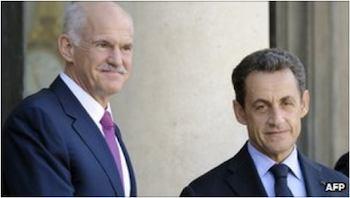 France News: Sarkozy, Autolib, EU Plans for Greek Default, Socialists, Muslims & More